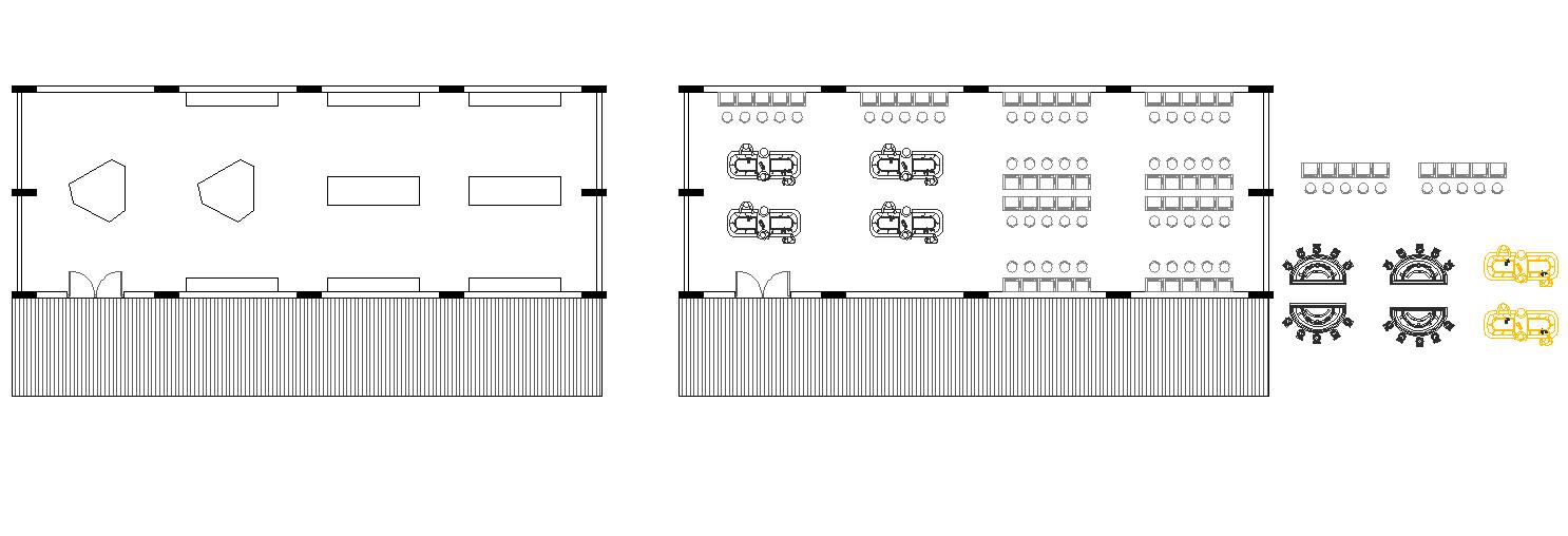 Hotel table design
