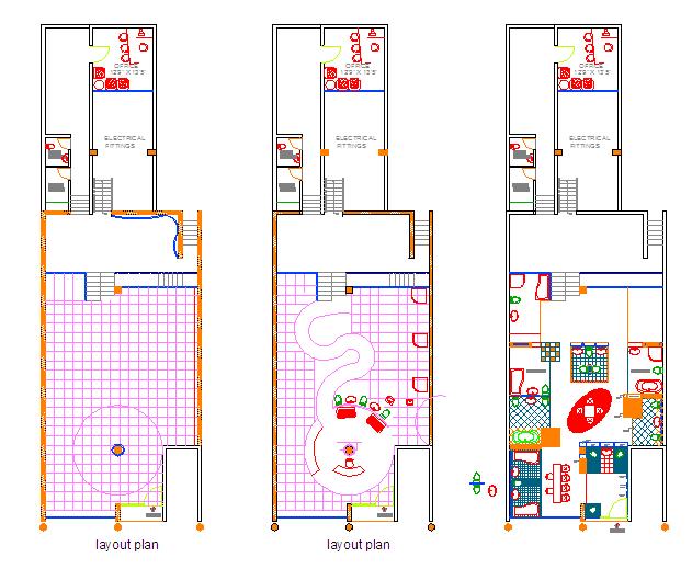 Tile show Room Detail