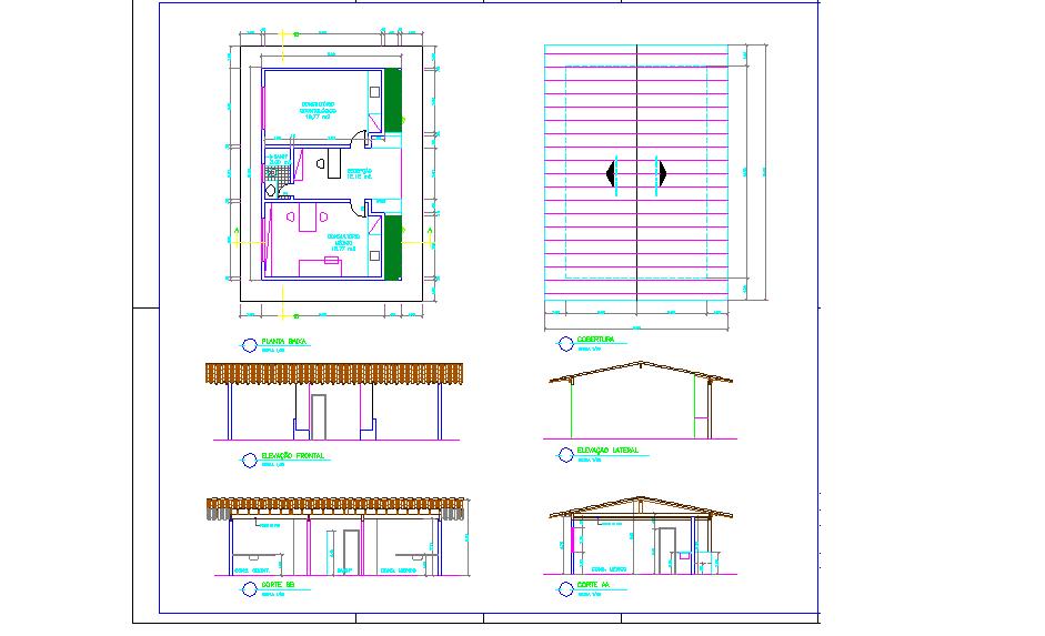 Simple clinic Design