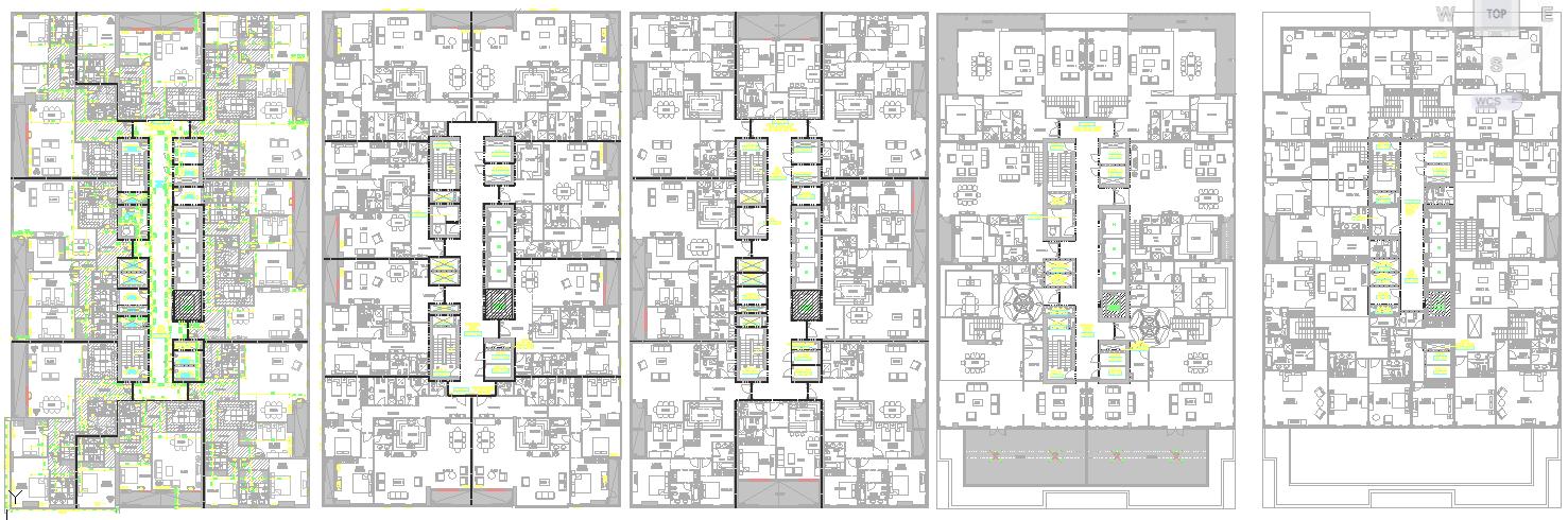 Tower floor  Design
