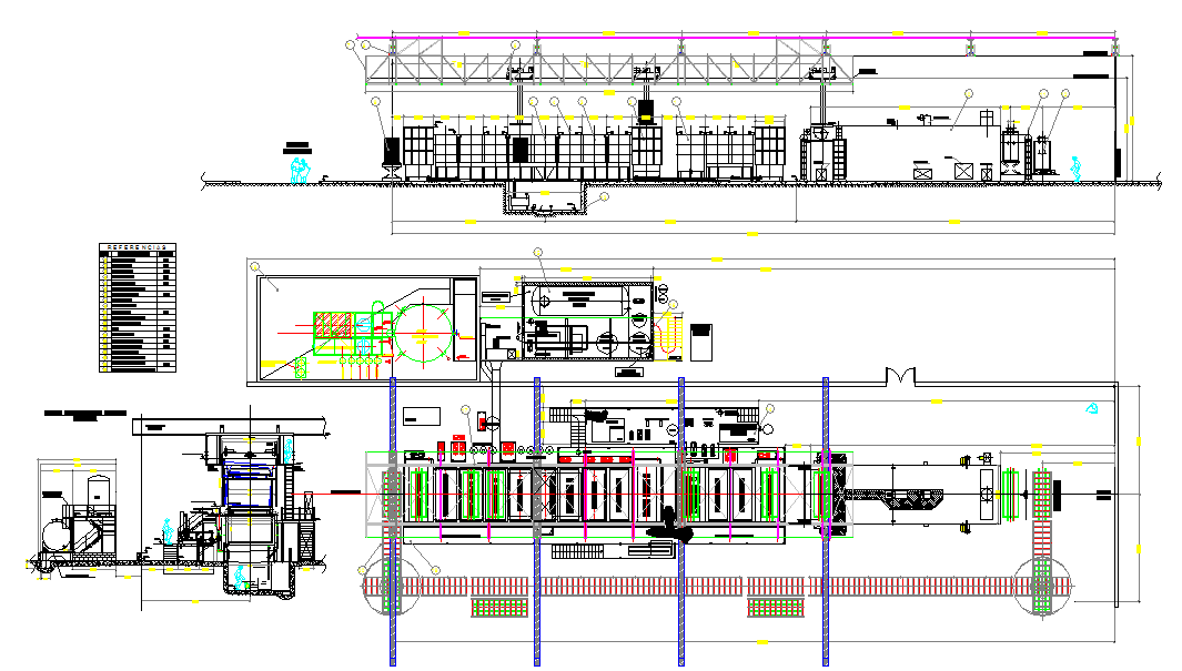 Factory Lay-out