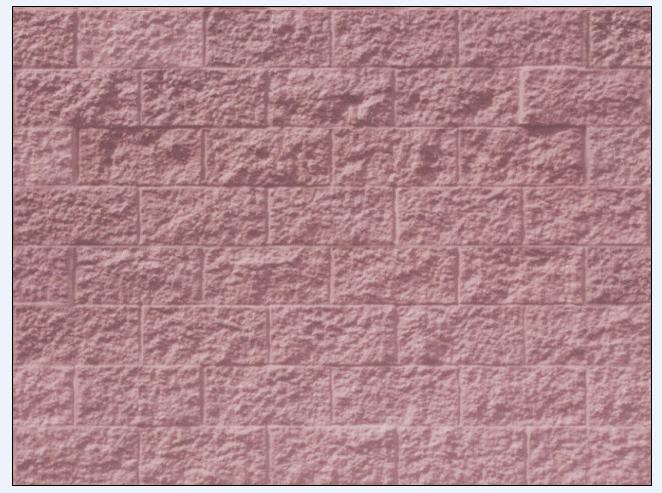concrete block colored texture design drawing