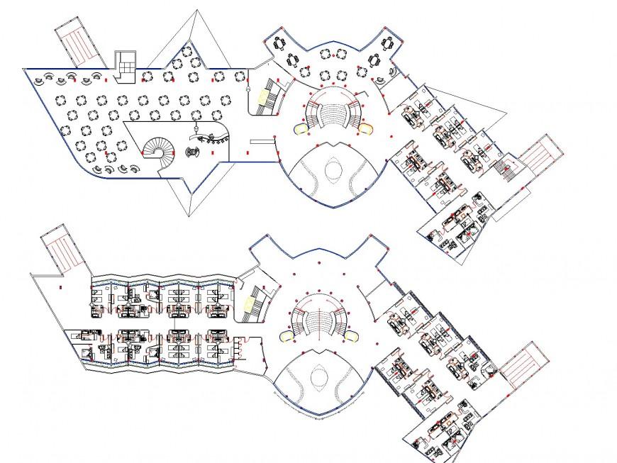 Congres hotel planning detail