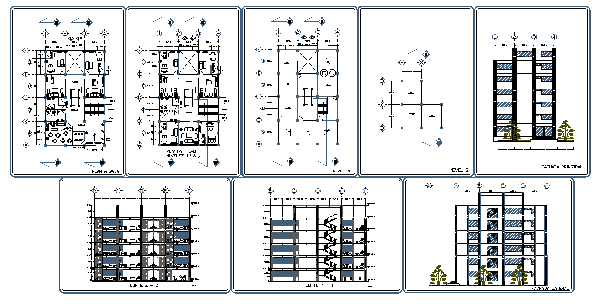 Office Building Project