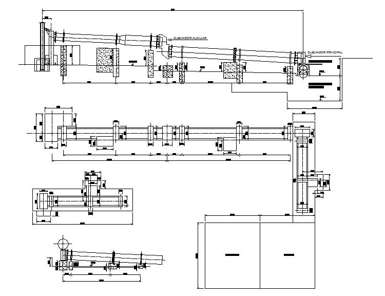Industrial Plant Detail