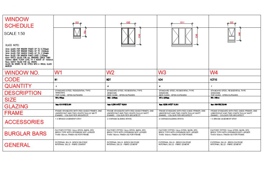 detail_window_schedule_plan_dwg_file_090