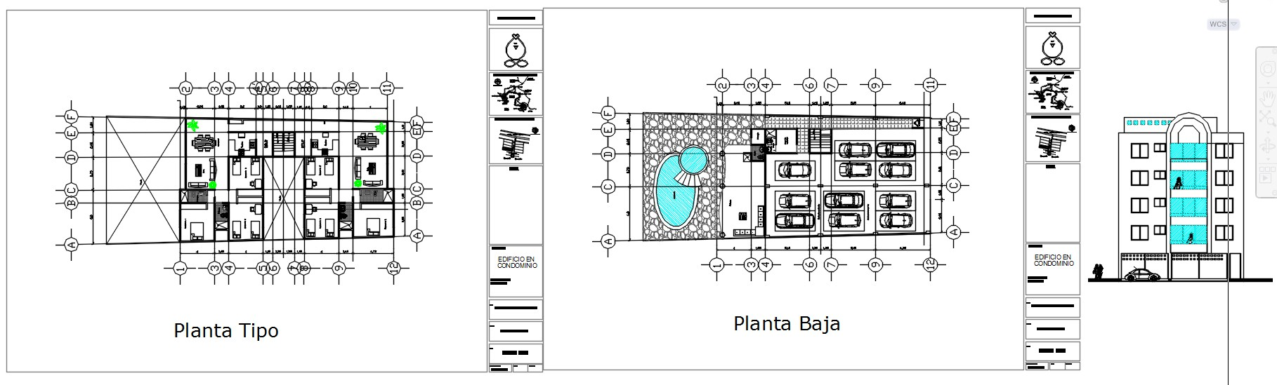 House plan Design file