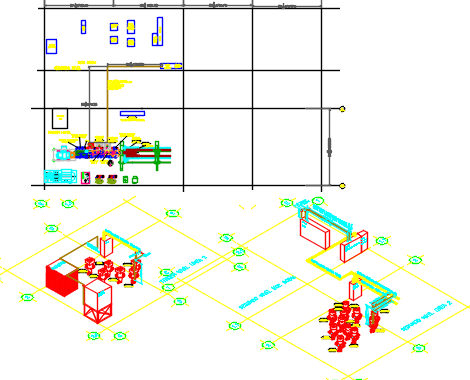 electric dwg file