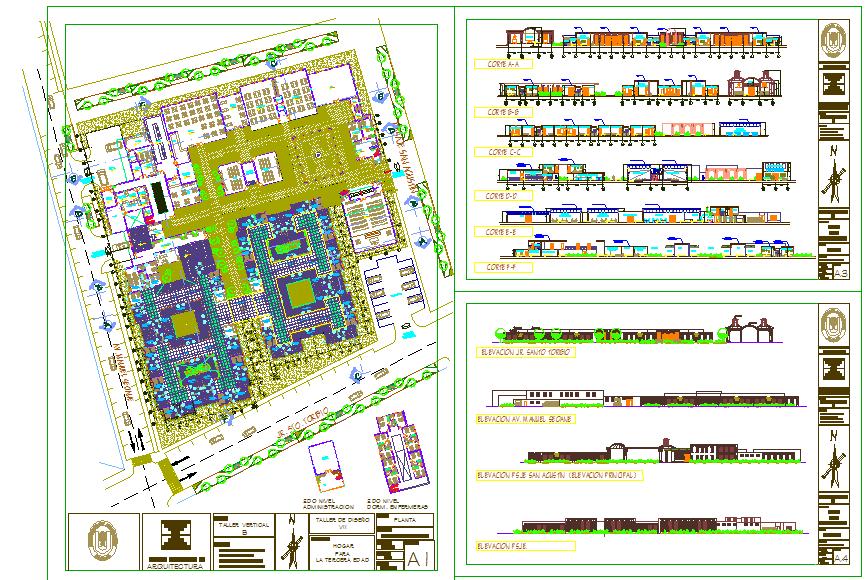 Mall Design Plan