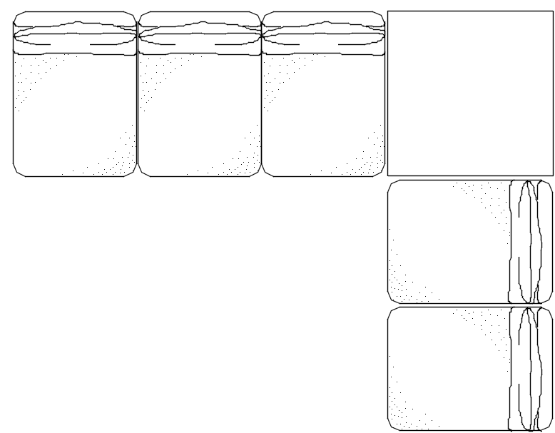 l section sofa dwg file