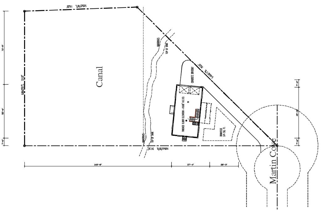 light house plan dwg file