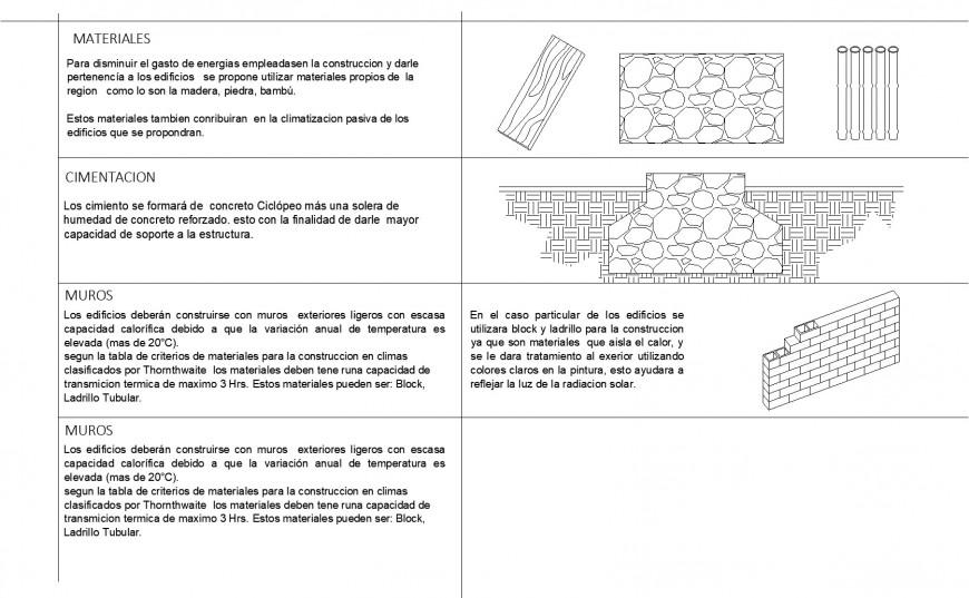 Premise housing design autocad file